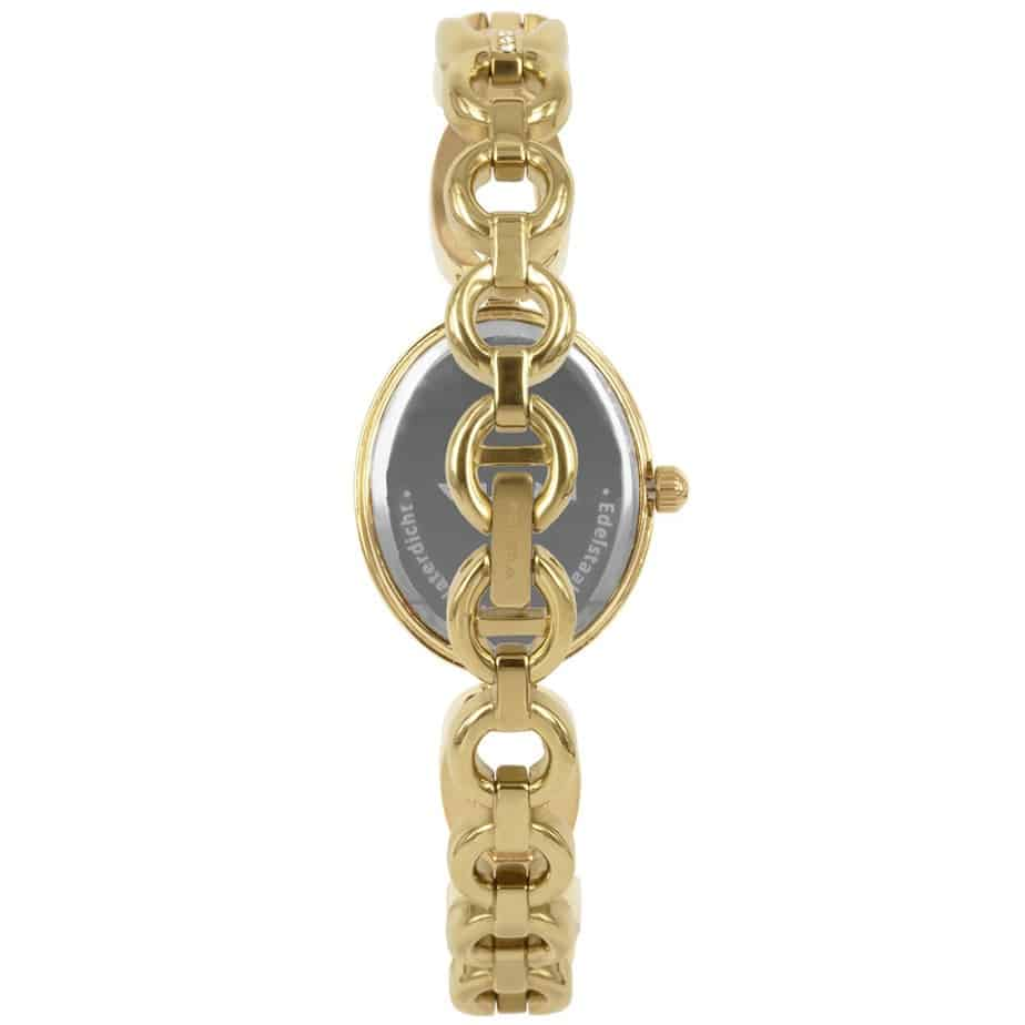 Prisma-P1532-dames-horloge-goud-edelstaal-achterkant