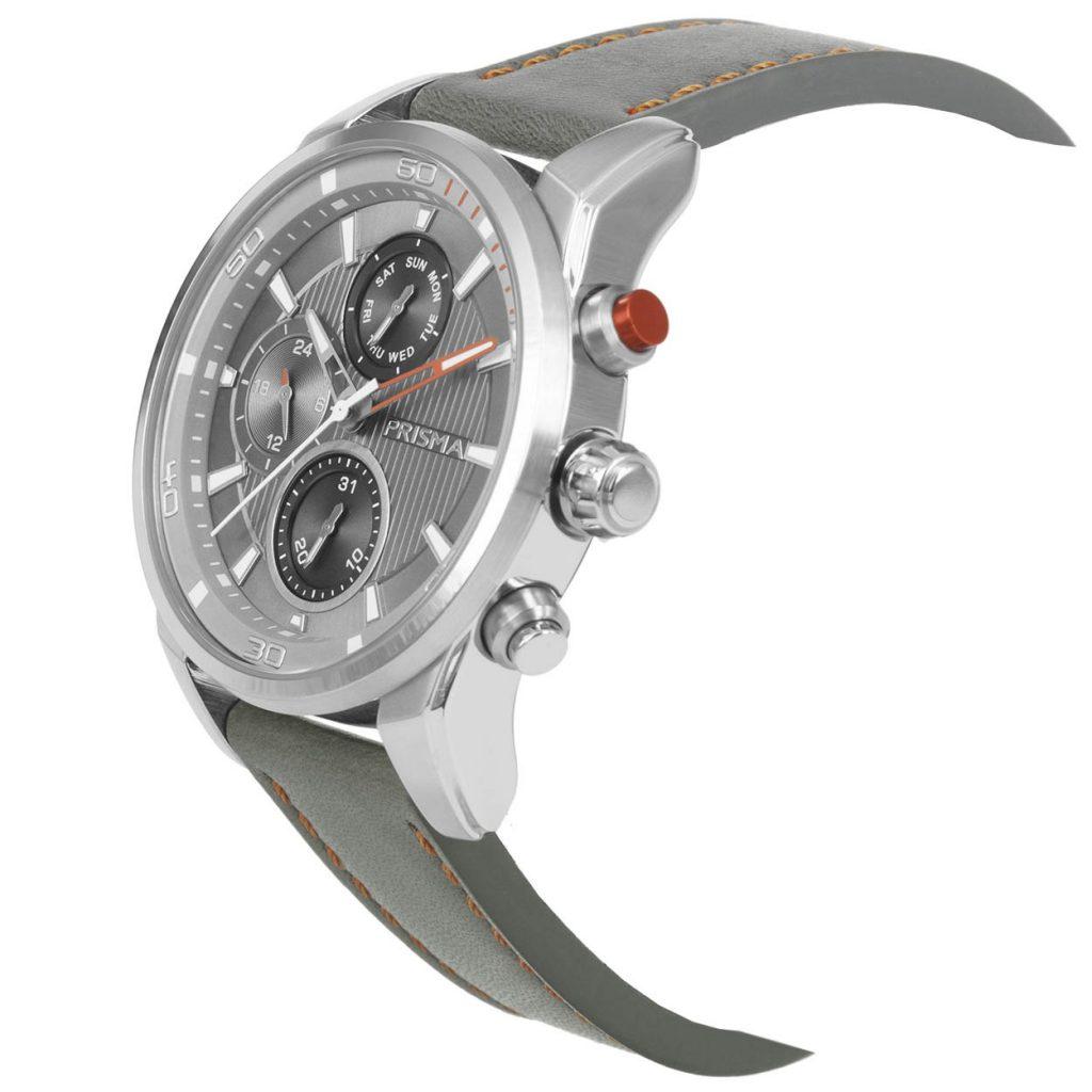 Prisma-P1591-heren-horloge-edelstaal