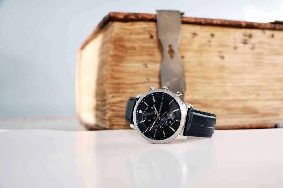 prisma traveller refined black watch book