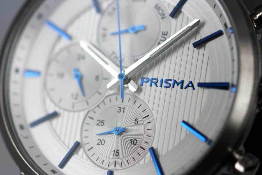 Prisma 1580 refined white P.1580 wit dial