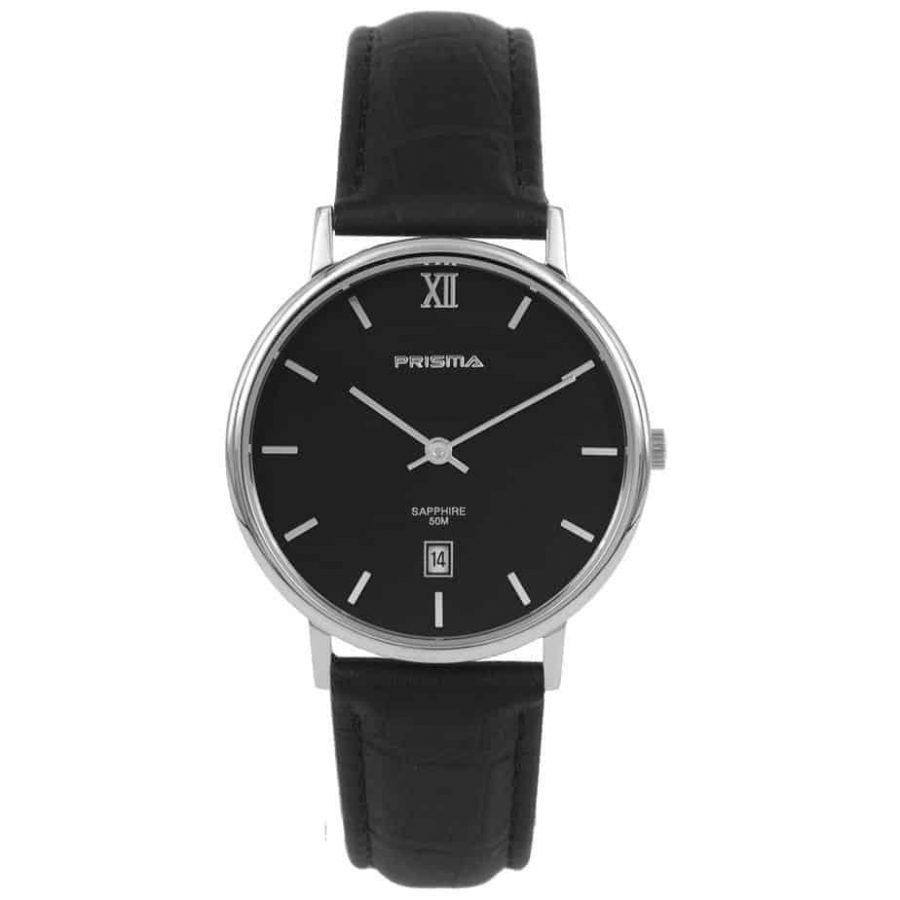 Prisma-P1003-heren-horloge-edelstaal-zwart-l