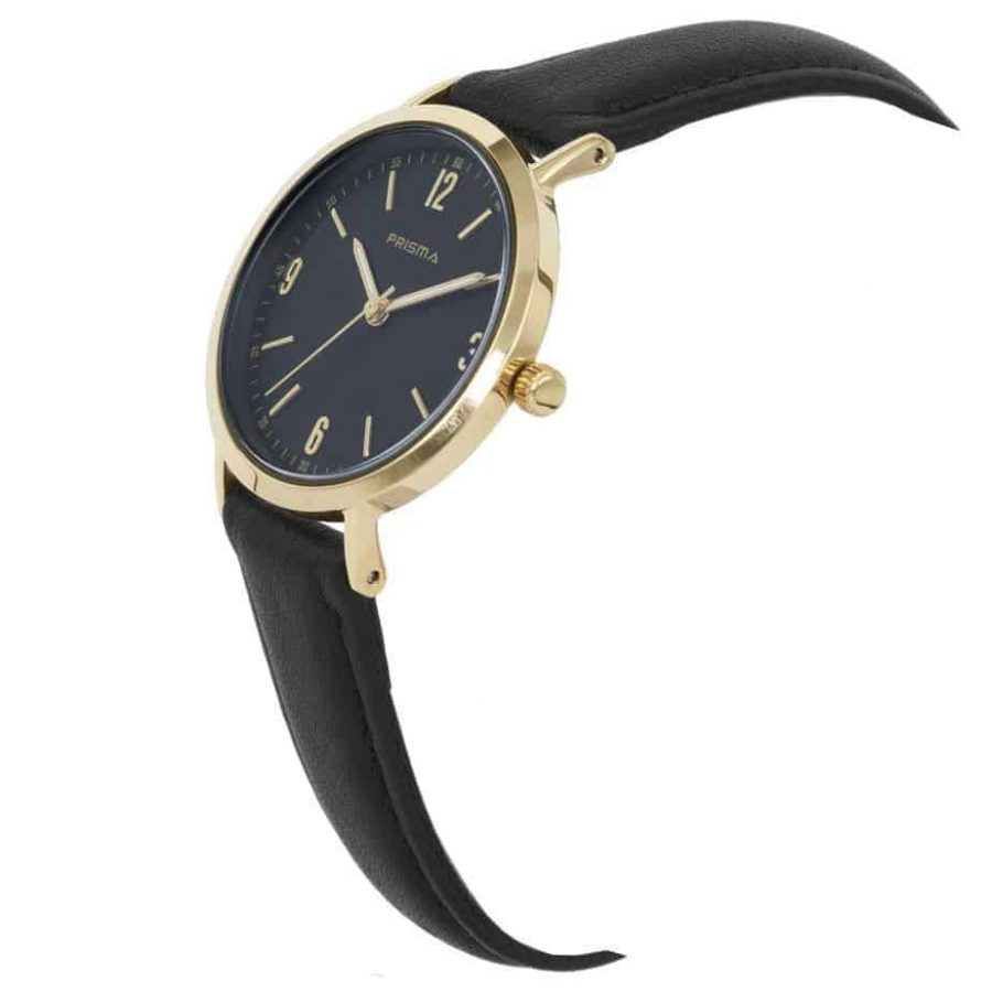 Prisma-P1509-dames-horloge-slimline-schuin