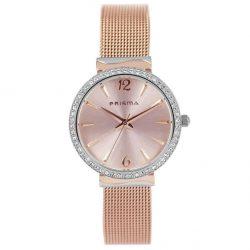 Prisma-P1567-horloges-dames-rosegoud-strass-mesh-edelstaal-l