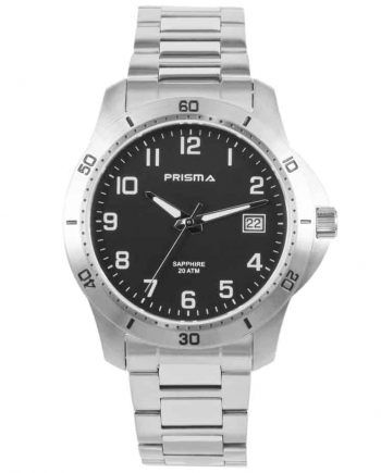 Prisma-P1737-horloges-heren-edelstaal-saffier-zwart-datum-l