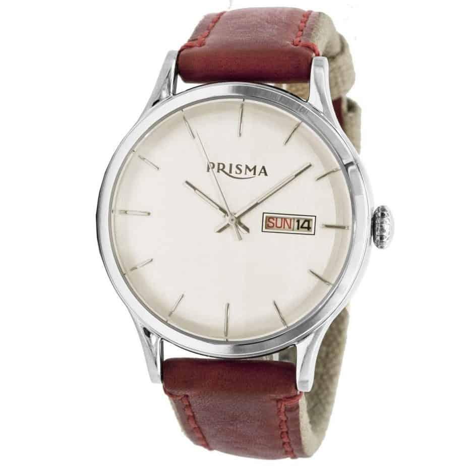 Prisma-P2798-728G-heren-horloge-vintage-canvas-rood-l