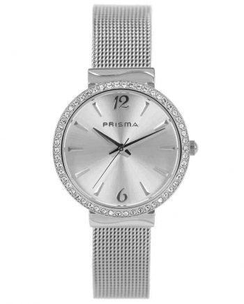 Prisma-P1565-horloges-dames-edelstaal-strass-mesh-l