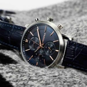 blue dial watches blauwe horloges wijzerplaatprisma refined horloges watches traveller
