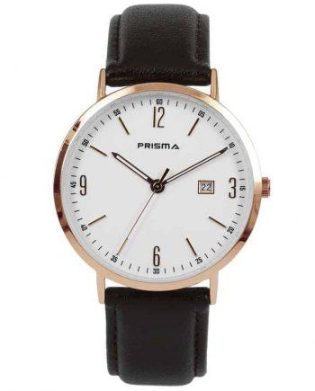 prisma-p1500-heren-slimline-rosegoud-l