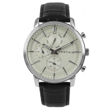 prisma 1581 Refined p1581 multi horloge heren sportive men watch