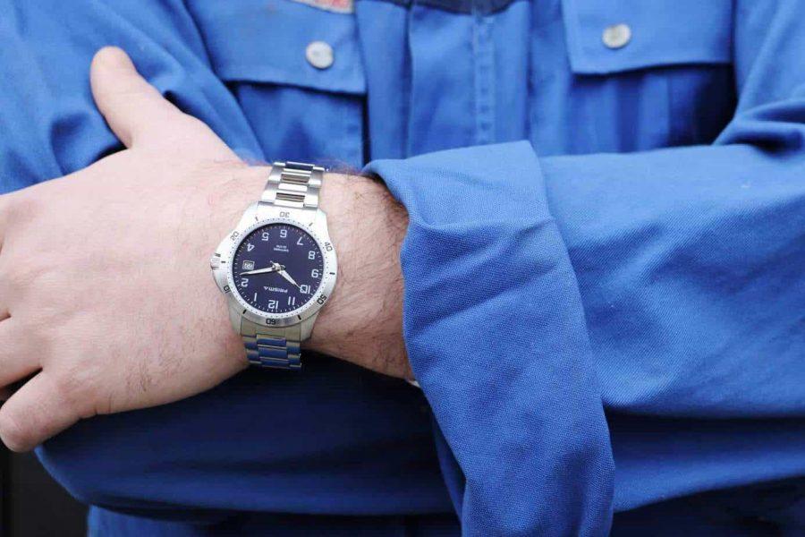 Werkhorloges werk horloge voor op het werk tough work watches