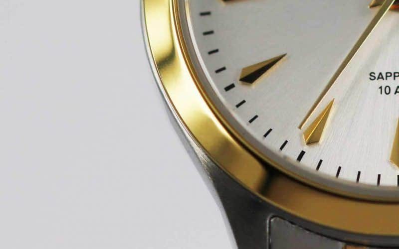 eigenschappen horloges edelstaal prisma journey watches materials