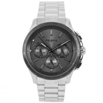 Prisma-watches-horloges-pattern-P1640-heren-horloge-multi-functie-edelstaal-l