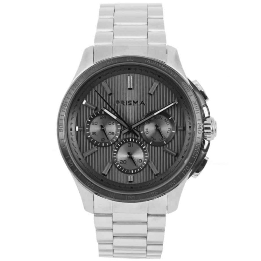 Prisma-watches-horloges-pattern-P1640-heren-horloge-multi-functie-edelstaal-l
