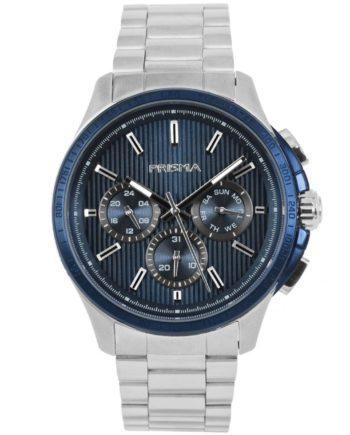 Prisma-watches-horloges-pattern-P1641-heren-horloge-multi-functie-edelstaal-l