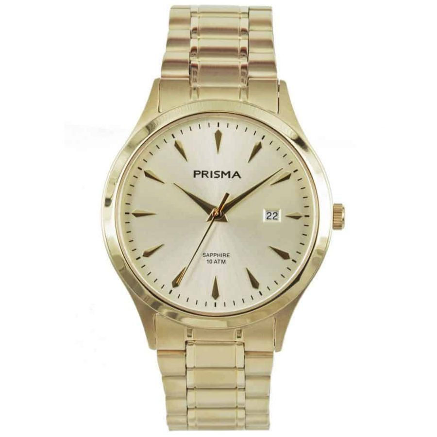 Prisma-P1652-heren-men-watch-horloge-edelstaal-goud-l