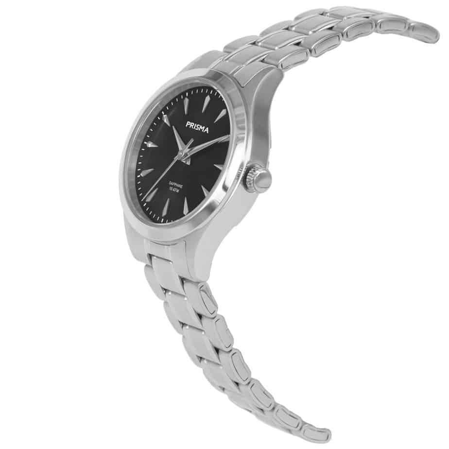 Prisma-P1656-dames-horloge-edelstaal-zilver-schuin