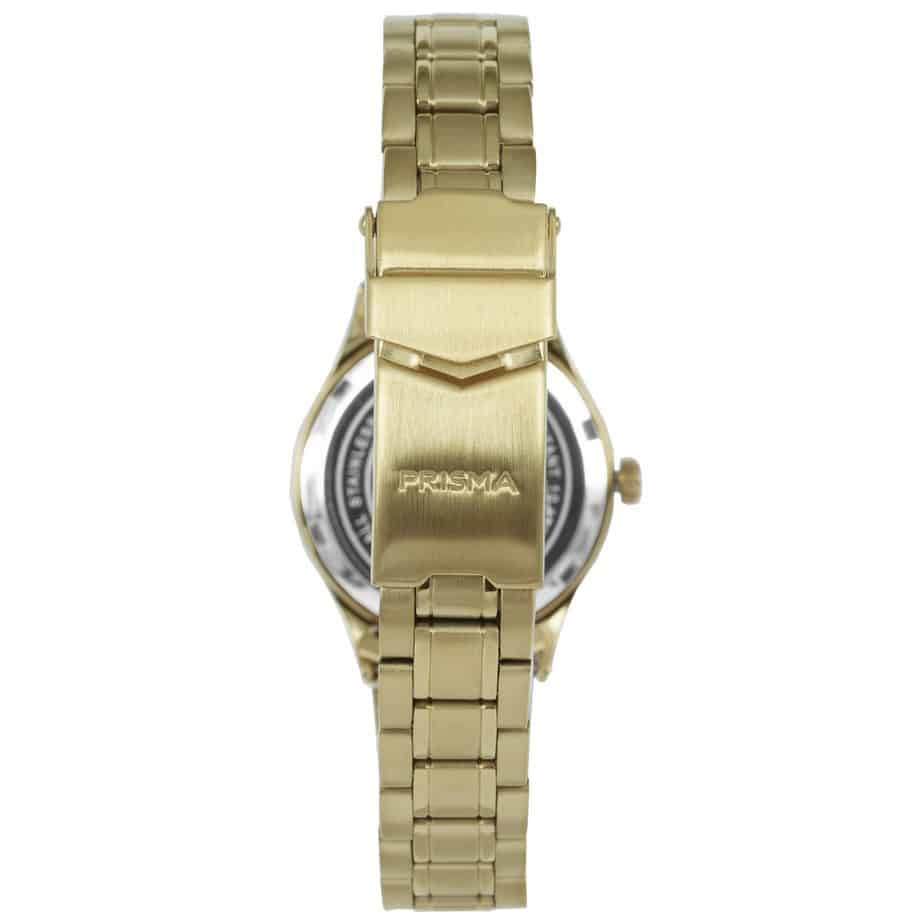 Prisma-P1657-dames-horloge-edelstaal-goud-achterkant