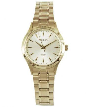 Prisma-P1657-dames-watch-horloge-edelstaal-goud-l