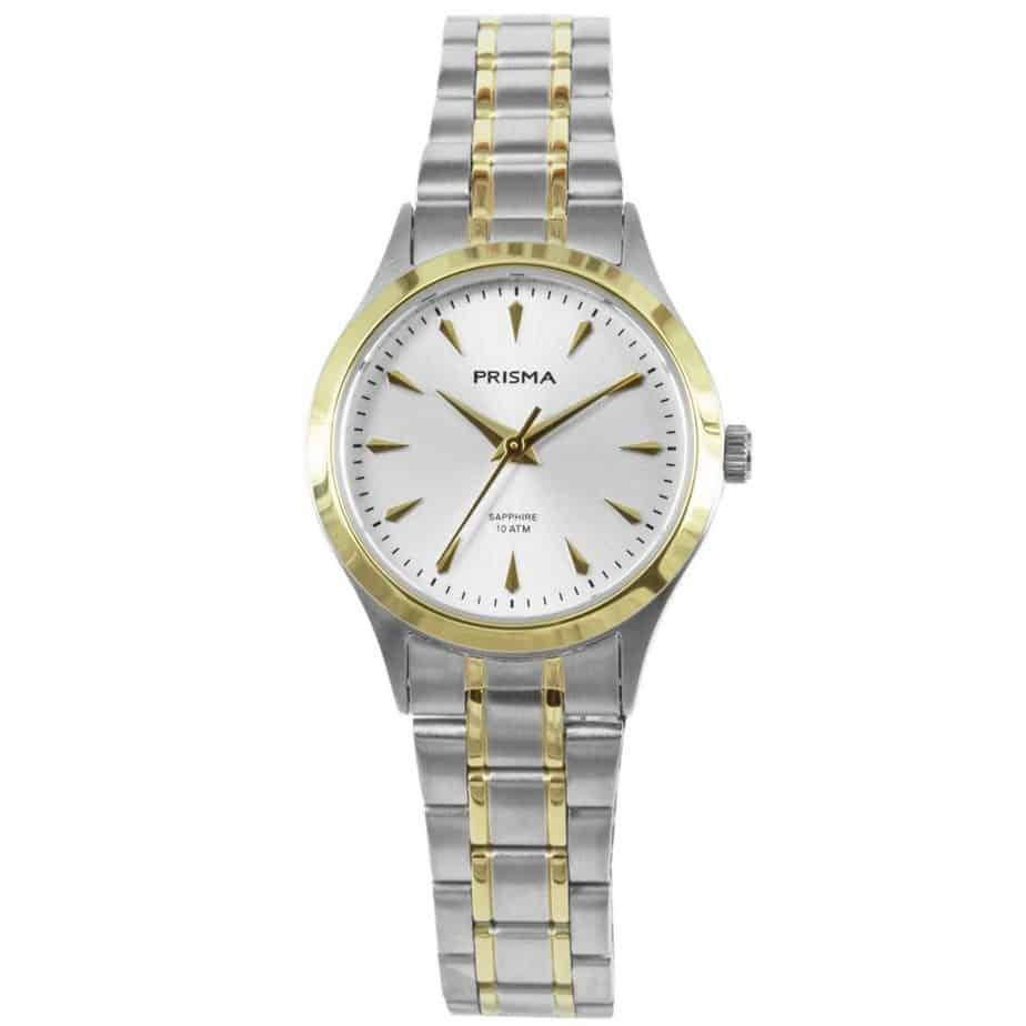Prisma-P1658-dames-horloge-watch-edelstaal-bicolor-l