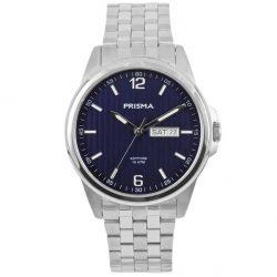 Prisma-watch-horloge-pattern-men-P1664-heren-horloge-edelstaal-saffier-l
