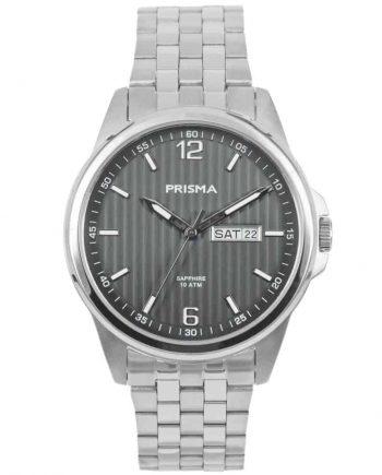 Prisma-watch-horloge-pattern-men-P1665-heren-horloge-edelstaal-saffier-l