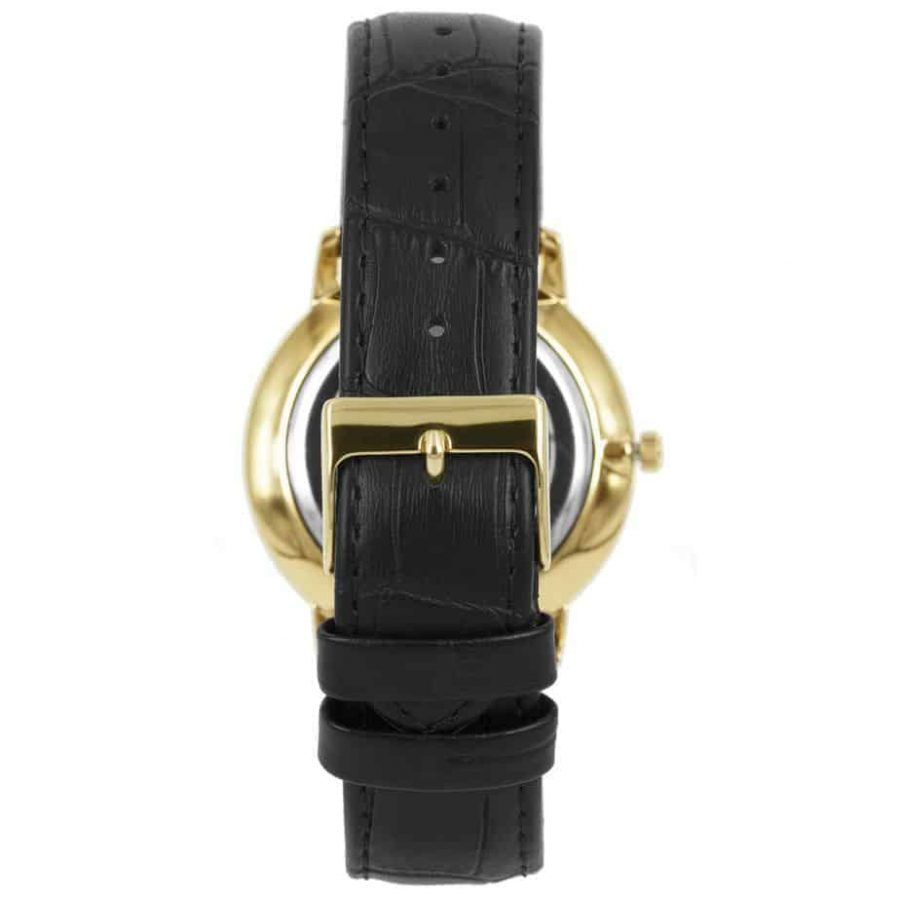 Prisma-P1648-heren-horloge-edelstaal-goud-achterkant
