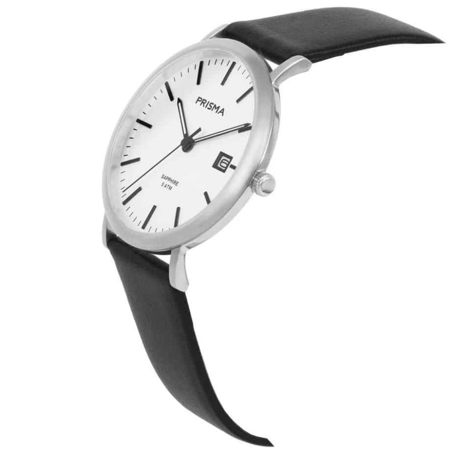 Prisma-P1667-heren-horloge-titanium-zilver-schuin