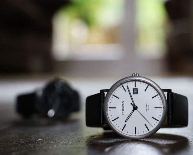 titanium horloge Prisma horloges titanium watch herenhorloge dameshorloge