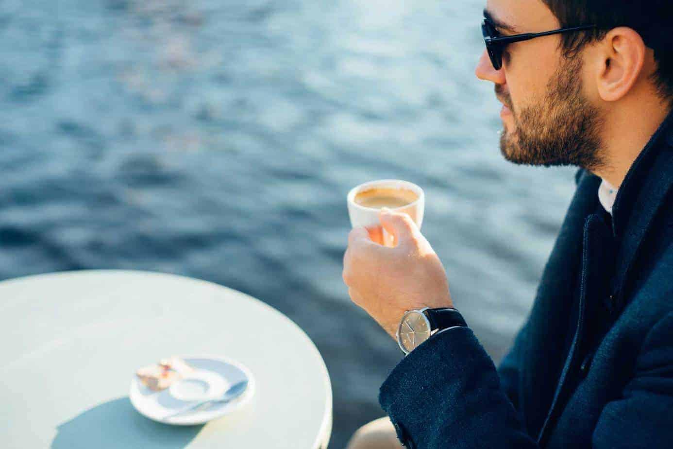 Prisma horloges slimline voor heren blauw sun ray kwaliteitshorloge mooi horloge