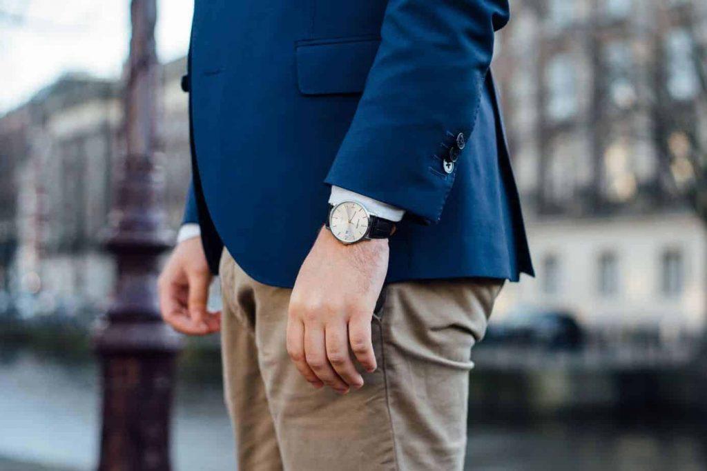 prisma slimline sun ray silver watch zilver horloge herenhorloge