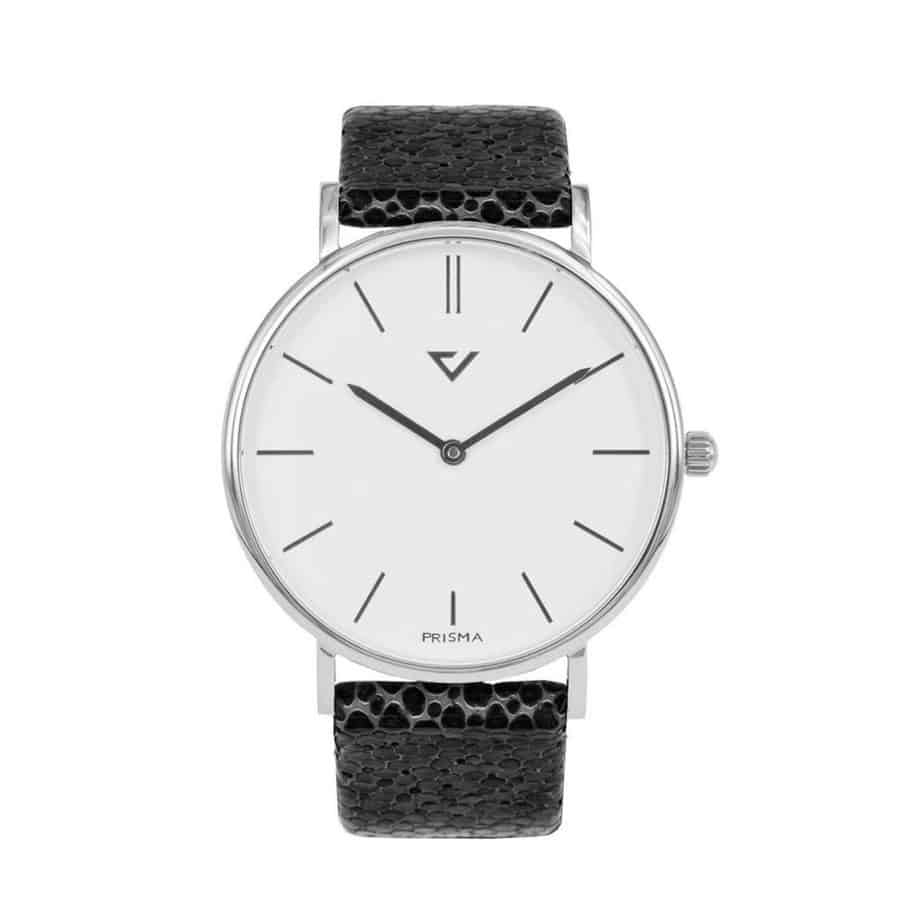 prisma 100%NL horloge zwart prisma horloges special edition P1625-136G Prisma 100NL zwart horloge online kopen voorkant