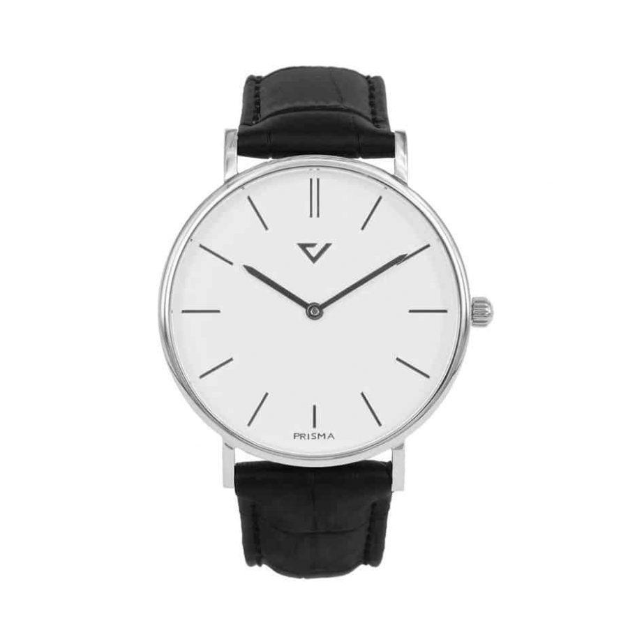 prisma 100%NL horloge zwart prisma horloges special edition P1625-141G Prisma 100NL zwart horloge online kopen voorkant