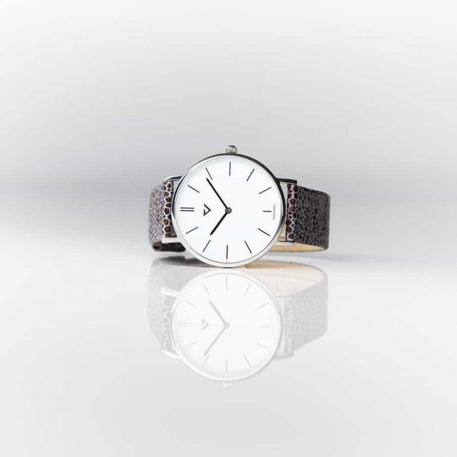 prisma 100%NL horloge bruin prisma horloges special edition P1625-436G Prisma 100NL bruin horloge online kopen sfeer