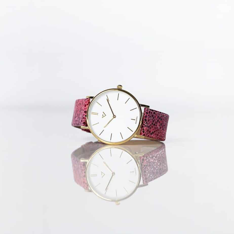 prisma 100%NL horloge roze prisma horloges special edition P1628-736G Prisma 100NL roze horloge online kopen sfeer