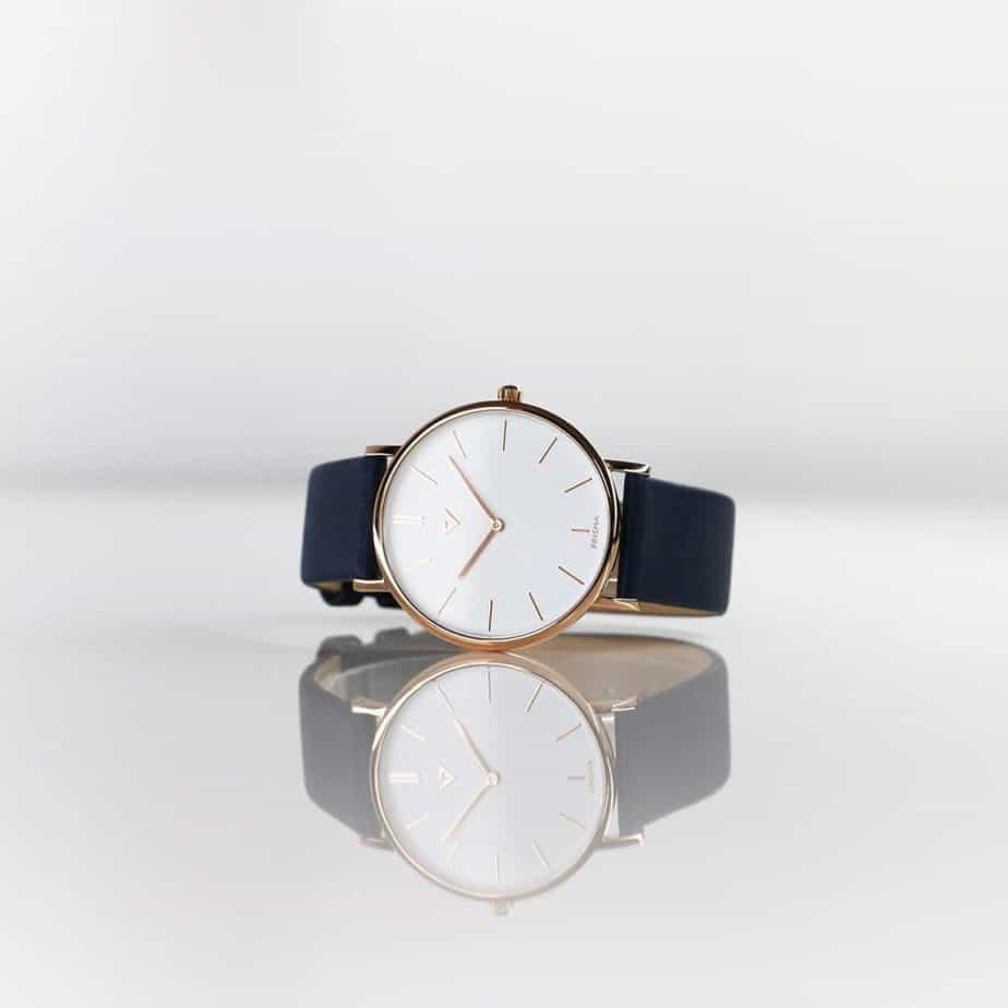 prisma Radio 100%NL horloge blauw prisma horloges special edition P1629-607G Prisma 100NL blauw horloge online kopen sfeer