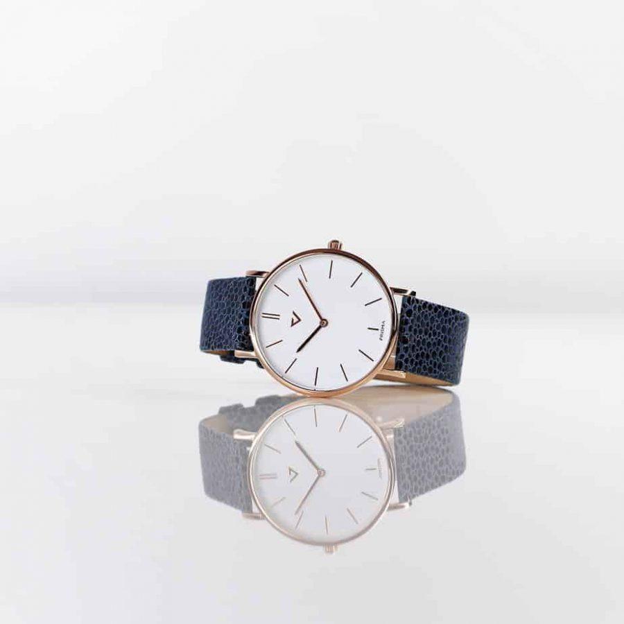 prisma 100%NL horloge blauw prisma horloges special edition P1629-636G Prisma 100NL blauw horloge online kopen sfeer