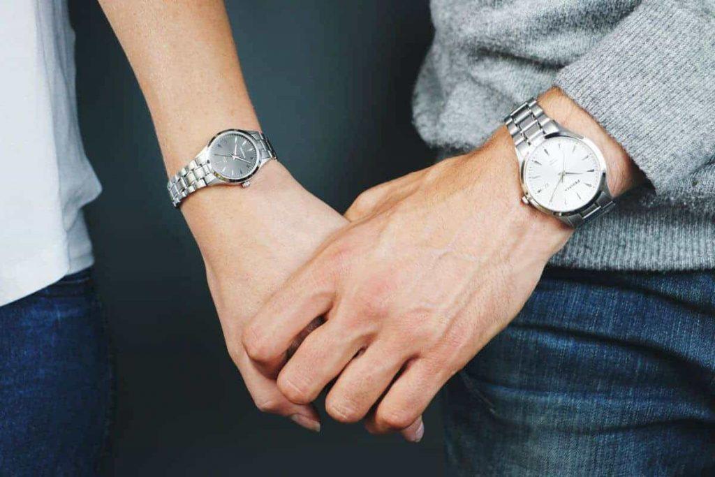 Edelstaal horloge voor hem en haar prisma Journey Ultimate zilver all stainless steel watch nederlands horlogemerk
