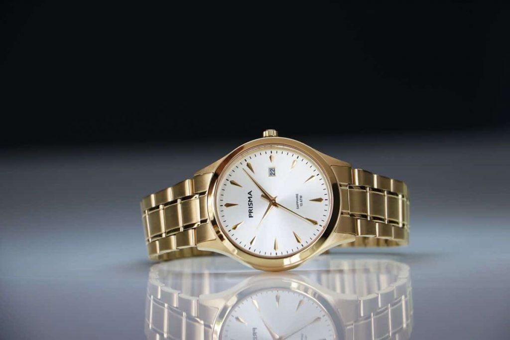 Edelstaal horloge voor hem prisma Journey Ultimate werkhorloges