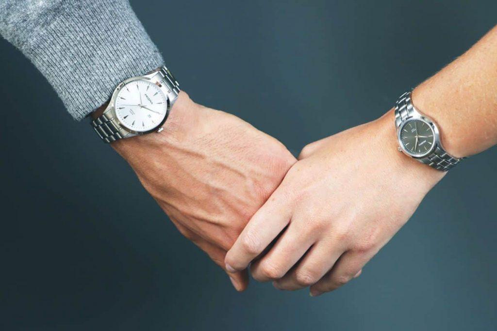 Edelstaal horloge voor hem prisma Journey Ultimate zilver all stainless steel watch Nederlands horlogemerk