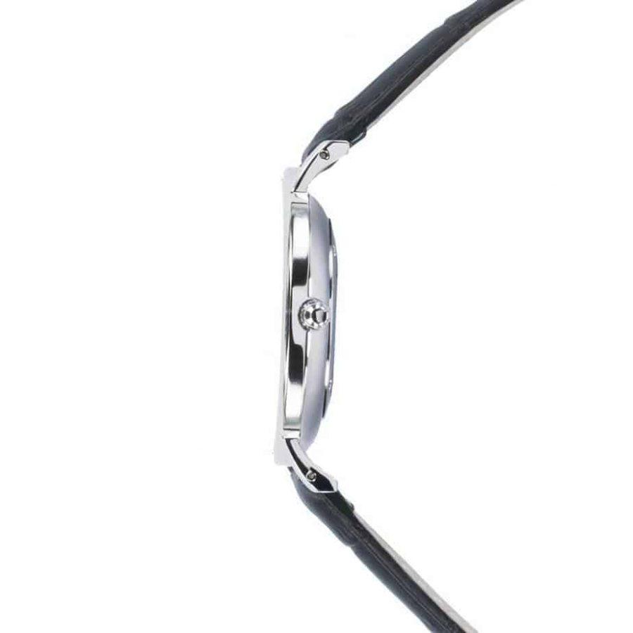prisma Radio 100%NL horloge zwart prisma horloges special edition P1625-141G Prisma 100NL zwart horloge online kopen zijkant