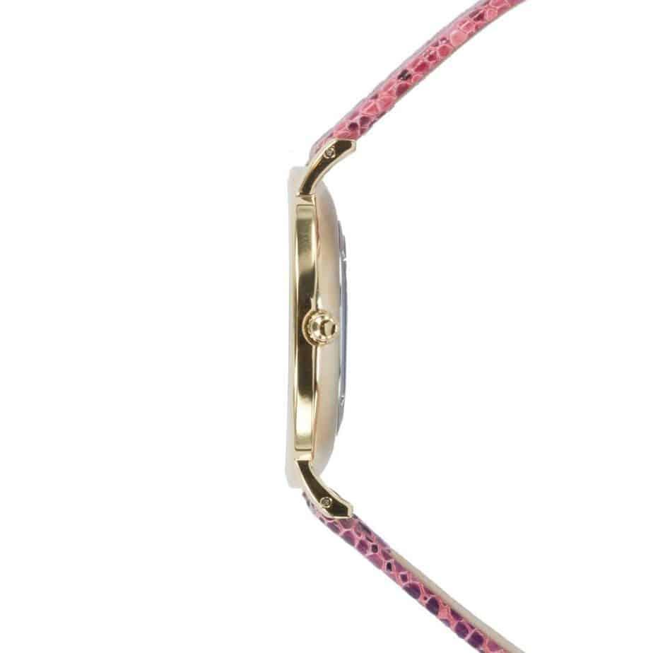 prisma 100%NL horloge pink prisma horloges special edition P1628-736G Prisma 100NL roze horloge online kopen zijkant