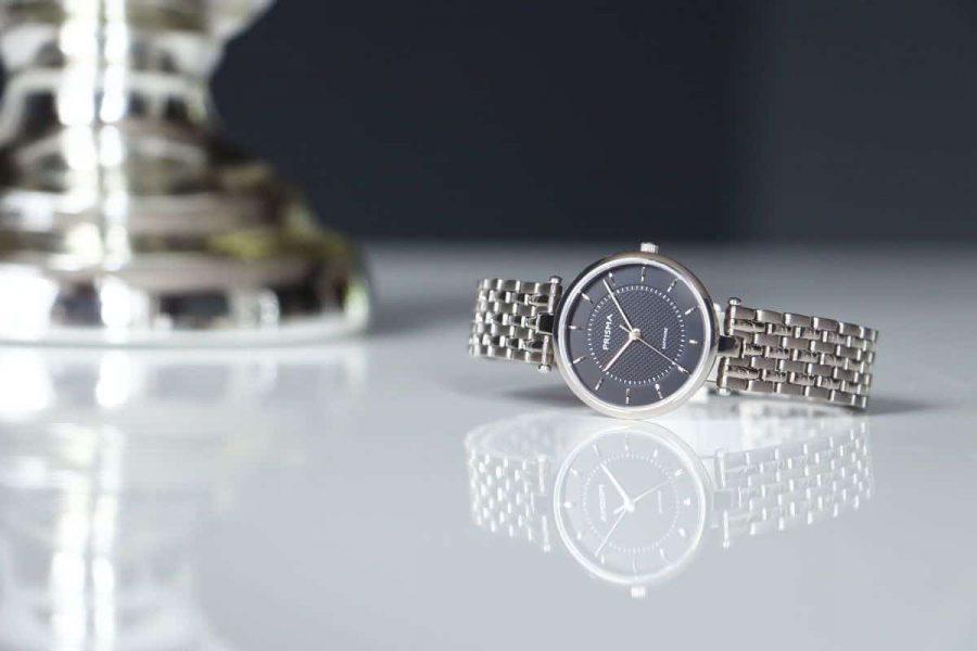 titanium dameshorloges prisma purify roman horloges nederlands horlogemerk