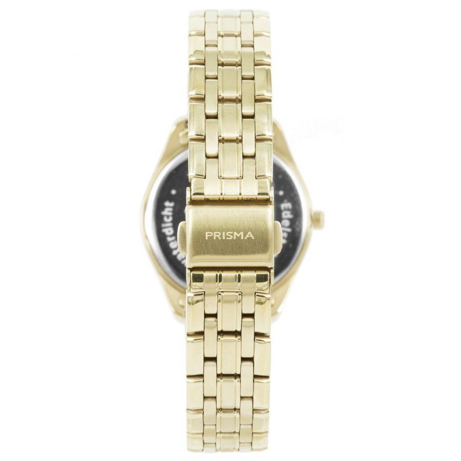 Prisma-P1707-dames-horloge-edelstaal-achterkant