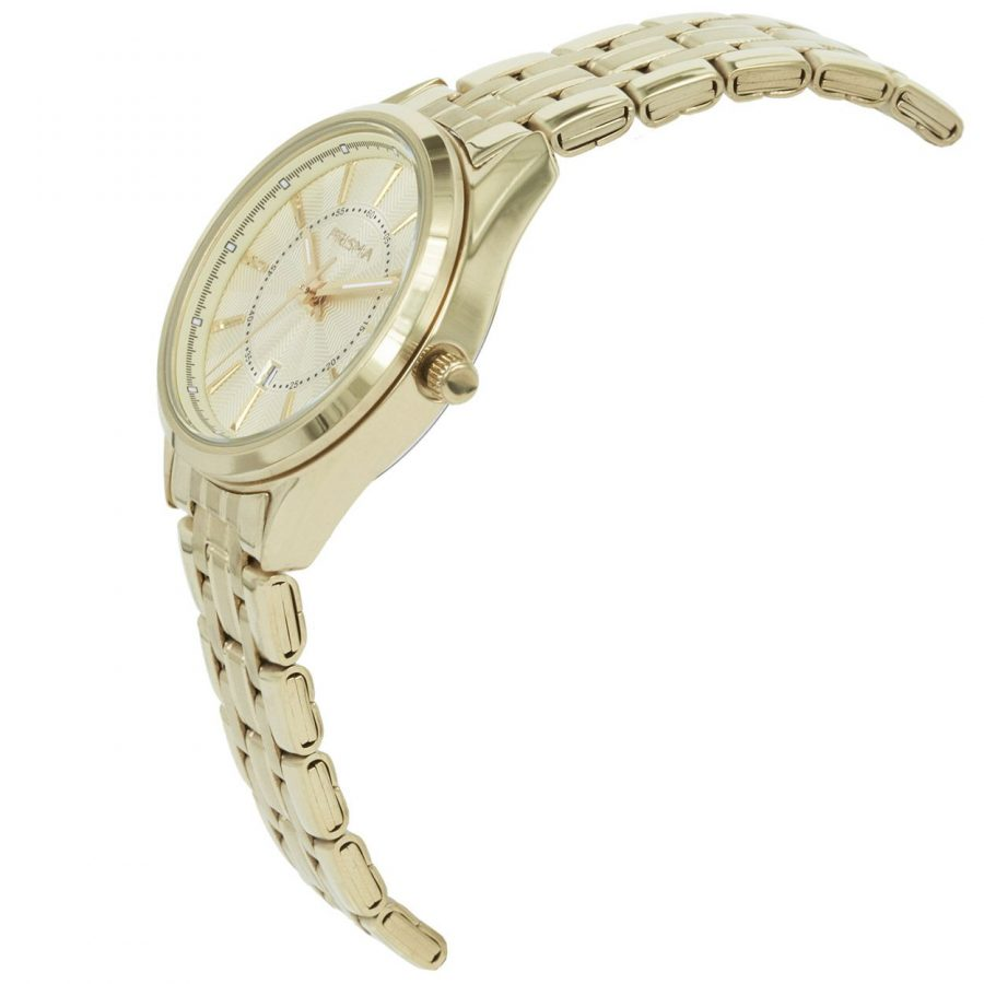 Prisma-P1707-dames-horloge-edelstaal-schuin