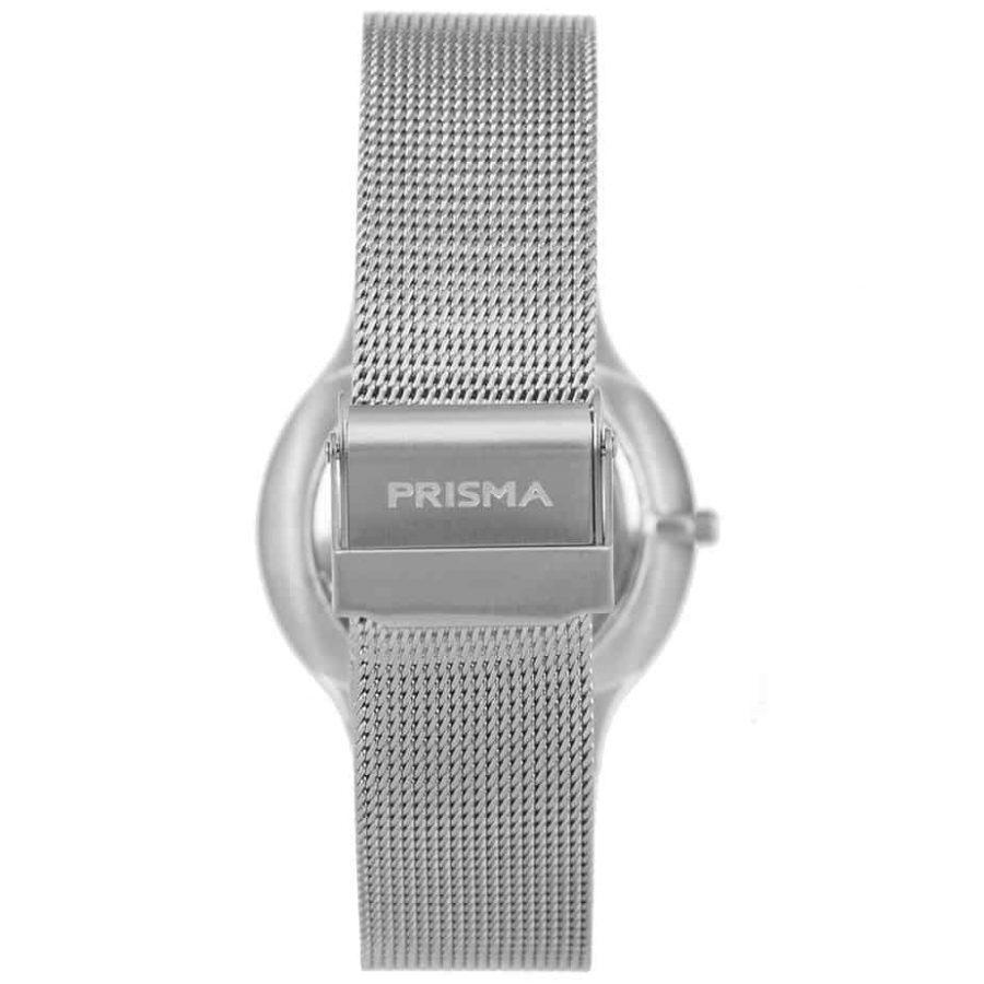 Prisma-P1801-horloge-heren-zilver-edelstaal-achterkant