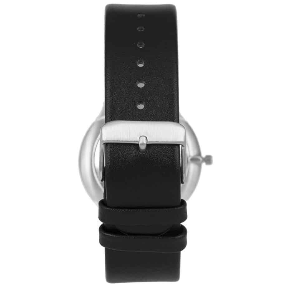 Prisma-P1805-horloge-heren-zilver-edelstaal-achterkant