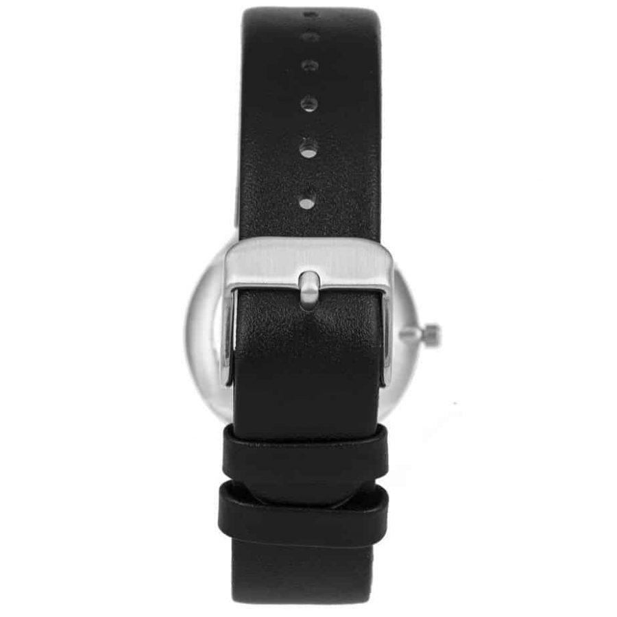 Prisma-P1811-horloge-dames-zilver-edelstaal-achterkant
