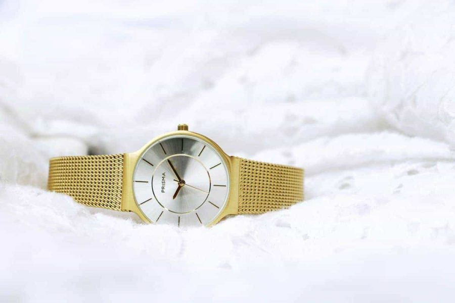 prisma horloges Icon watches ladies watch gold