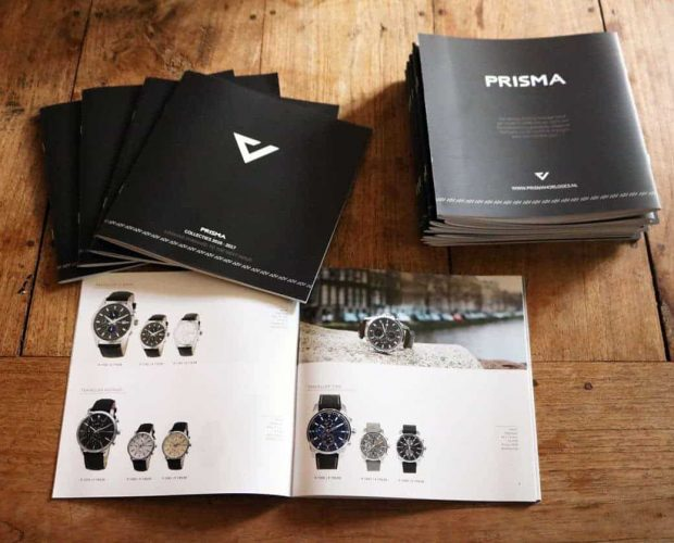 prisma horloges watches catalogus brochure 2016 2017