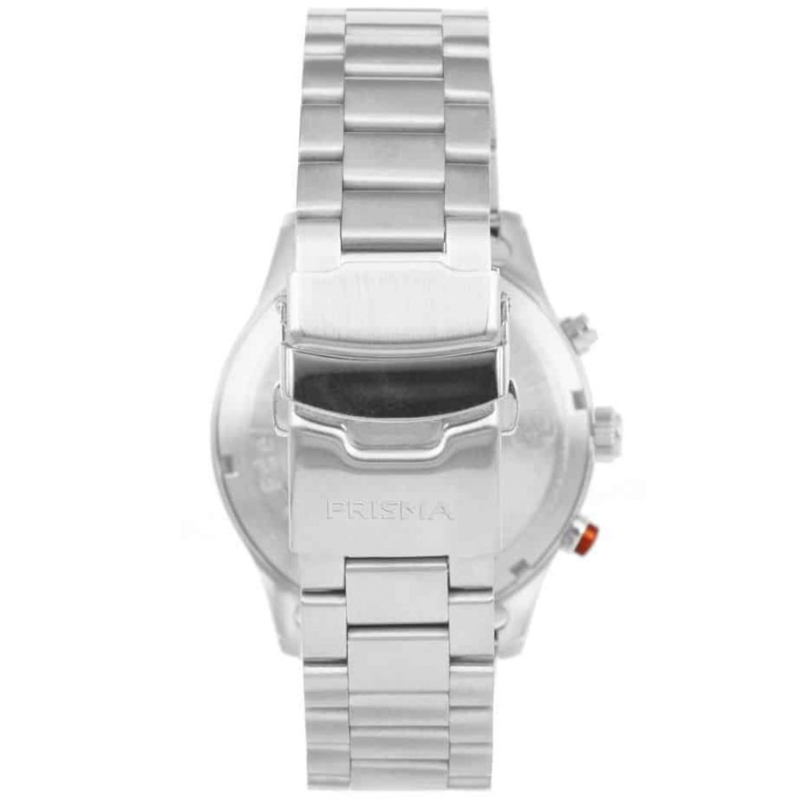 Prisma-P1842-heren-horloge-chronograaf-staal-achterkant-ll